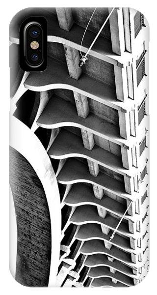 Spines iPhone Case - Spina by Matthew Blum