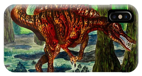 Spinosaurus IPhone Case
