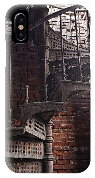 Spiral Staircase Depot IPhone Case