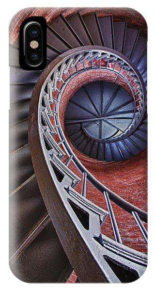 Spiraling IPhone Case