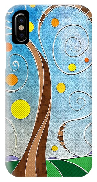 Spiralscape IPhone Case