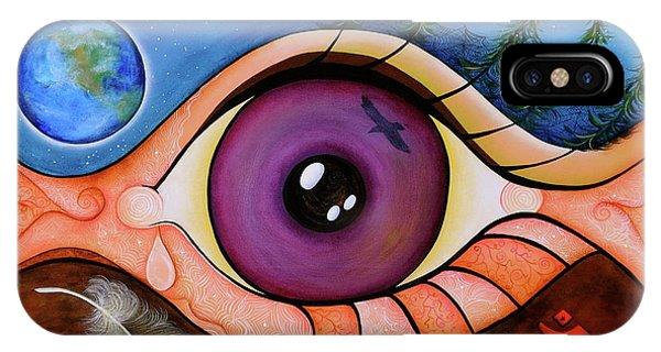 Spirit Eye IPhone Case