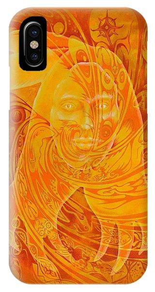 Spirit Fire IPhone Case