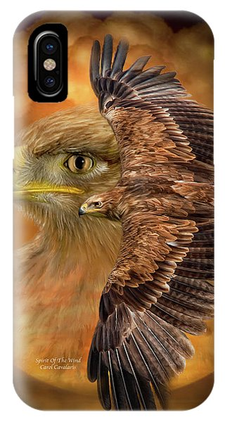 Spirit Of The Wind IPhone Case
