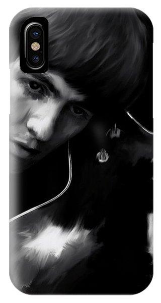 Spirit Play George Harrison IPhone Case