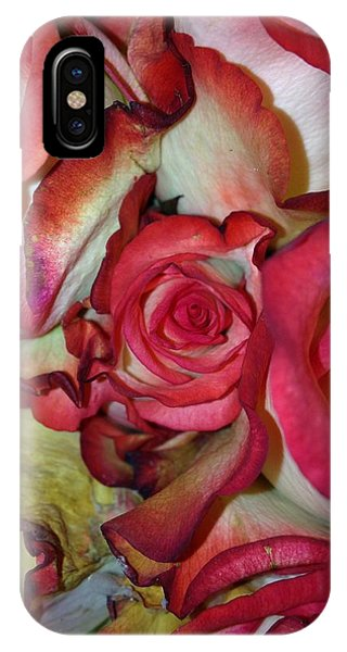 IPhone Case featuring the photograph Spirited Rose  by Marian Palucci-Lonzetta