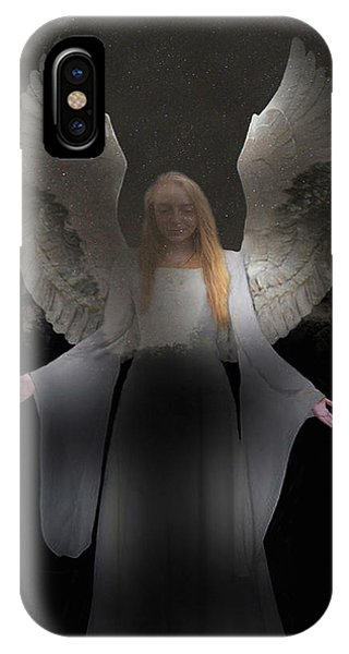 Spiritual Angel IPhone Case