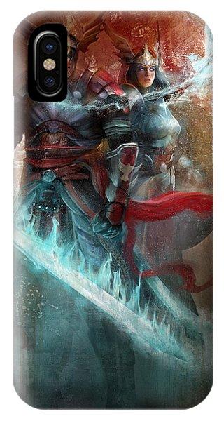 Spiritual Armor IPhone Case