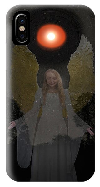 Spiritual Light IPhone Case
