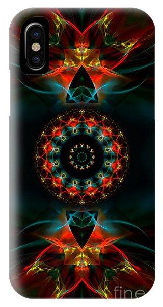 Spiritual Magic IPhone Case