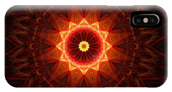 Spiritual Shield IPhone Case