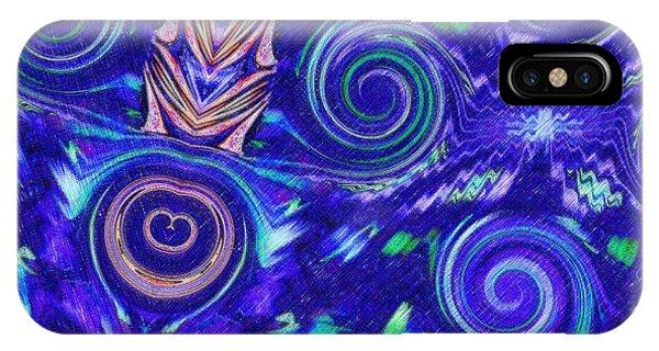 Spiritual Waters IPhone Case