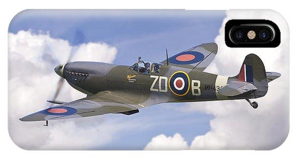 Spitfire Pass IPhone Case