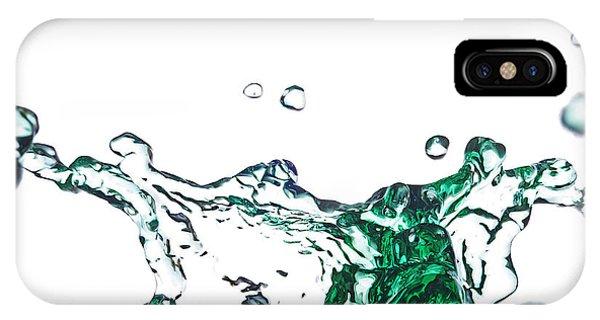 Splash 11 IPhone Case