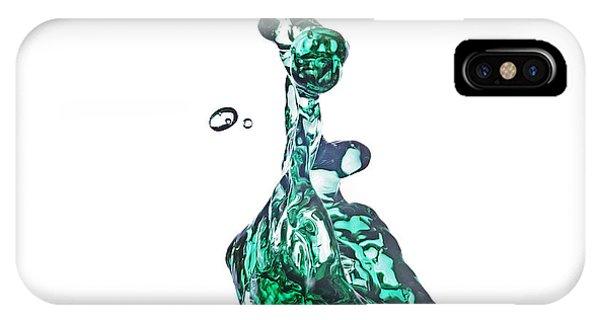 Splash 14 IPhone Case