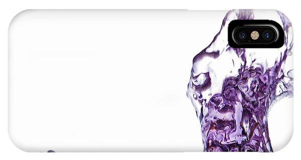 Splash 8 IPhone Case