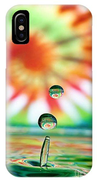 Stop Action iPhone Case - Splash by Darren Fisher