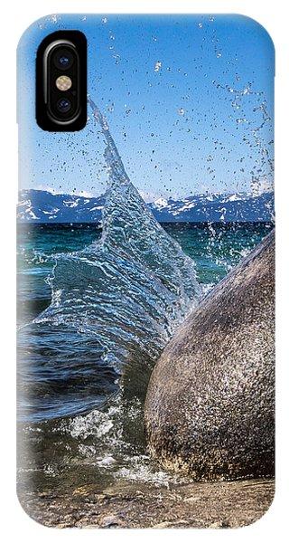 Splash IPhone Case