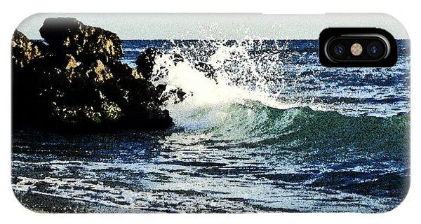 Splashing Wave IPhone Case