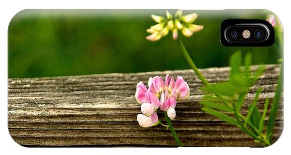 Splinters Phone Case by Kathi Isserman