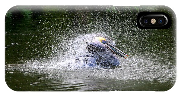 Splish-splash I Was Taking A Bath... IPhone Case