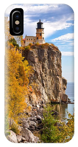 Split Rock IPhone Case