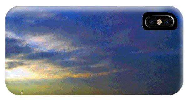 Split Timing IPhone Case