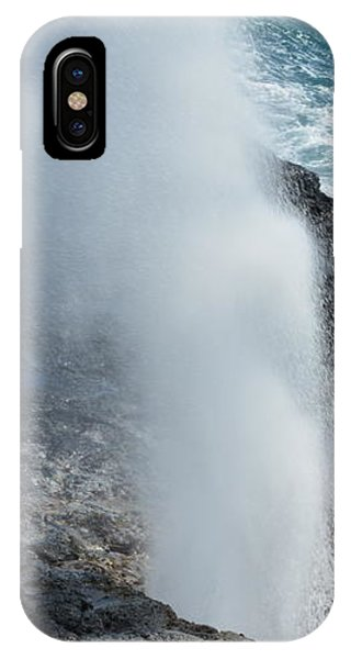Spouting Horn IPhone Case