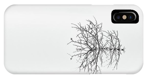 Bush iPhone Case - Sprawling by Benny Pettersson