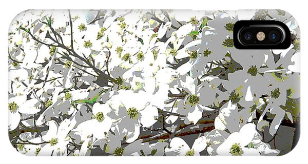 Spring 8 Phone Case by Shirley Sparks