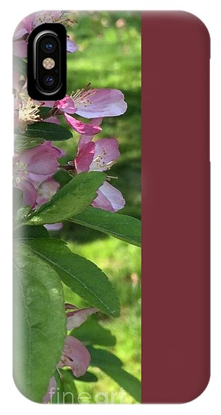 Spring Blossoms - Flower Photography IPhone Case