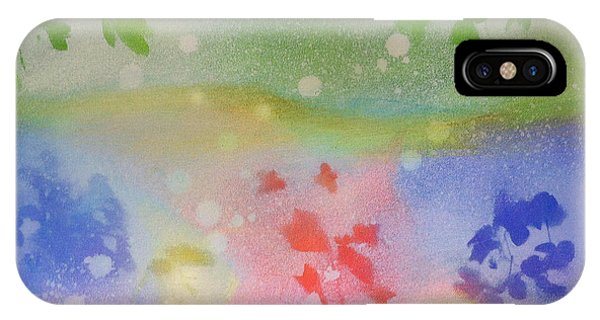 Spring Dance Phone Case by Michelle Hoshino