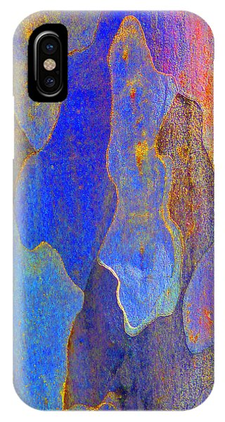 Spring Eucalypt Abstract 10 IPhone Case