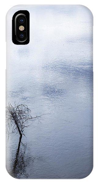 Spring Flood In Georgia IPhone Case