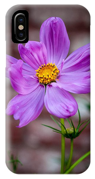 Cosmo Spring Flower Vertical IPhone Case