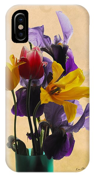 Spring Flowers IPhone Case