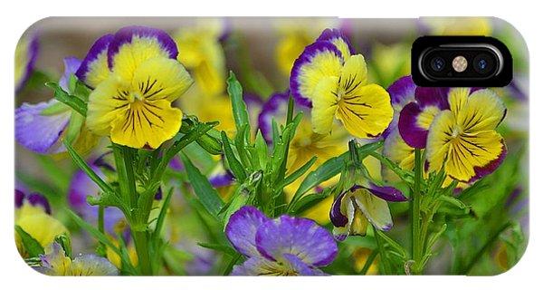 Spring Garden Phone Case by Marjorie Tietjen
