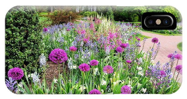 Spring Gardens IPhone Case