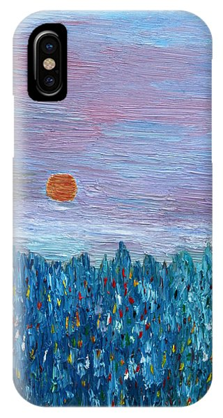 Spring Glimpse IPhone Case