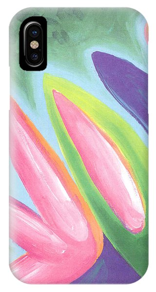 Spring Is On Its Way IPhone Case