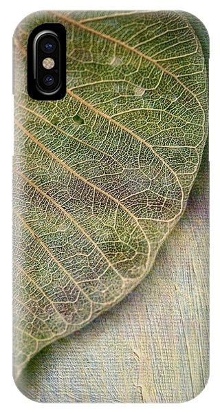 Spring Leaf IPhone Case