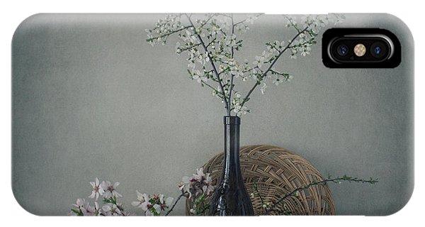 Twig iPhone Case - Spring Mood by Dimitar Lazarov -