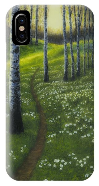 Spring Path IPhone Case