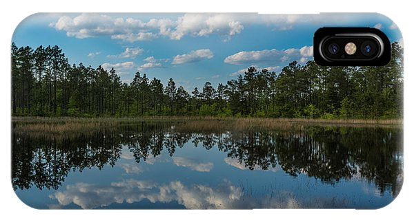 Spring Pond Phone Case by Jim Neal
