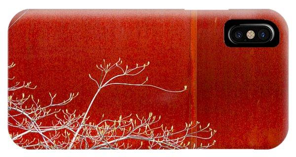 Spring Rust IPhone Case