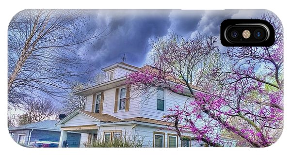 Spring Storm Phone Case by Larry Bodinson