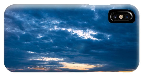 Spring Sunset IPhone Case