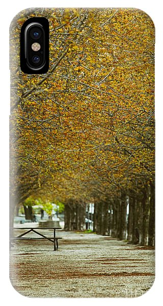 Spring Trees Blossoming In Montreal IPhone Case