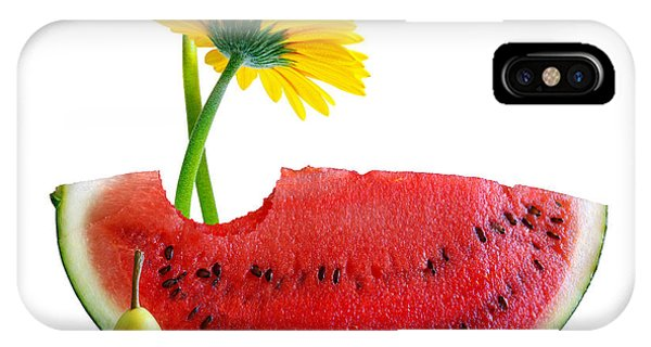 Spring Watermelon IPhone Case