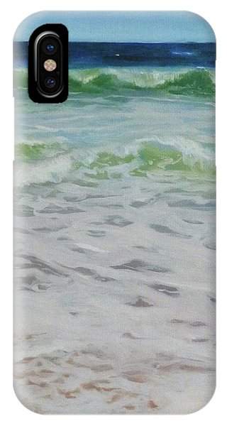Spring Wave IPhone Case